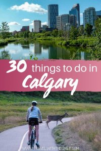 30 awesome things to do in Calgary in summer