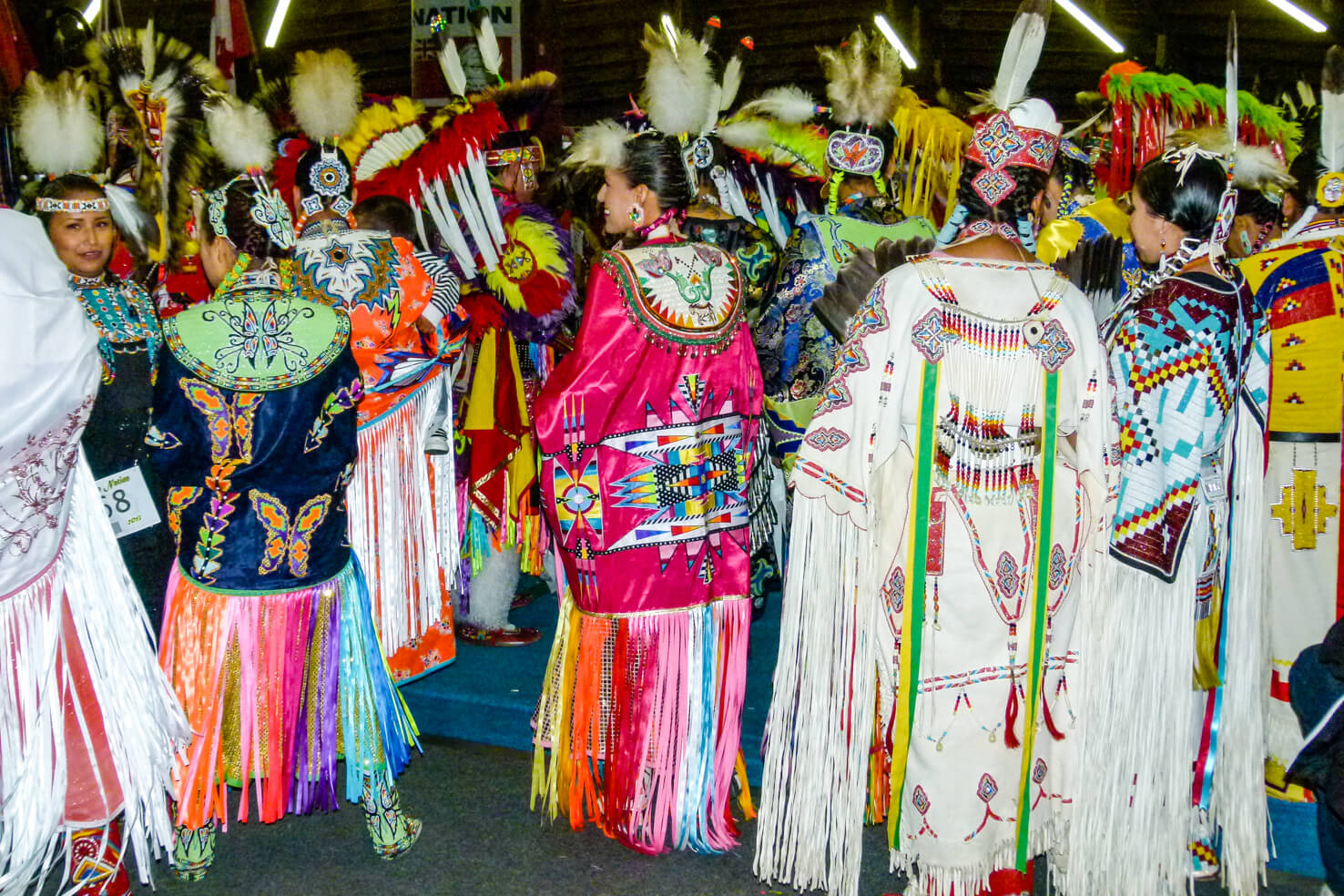 Things to do in Calgary in summer - Visit T'suu Tina Nation's Powwow