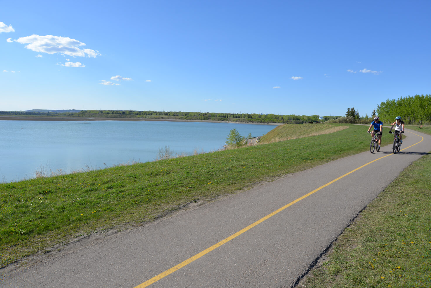 Things to do in Calgary in summer - Go for a bike ride