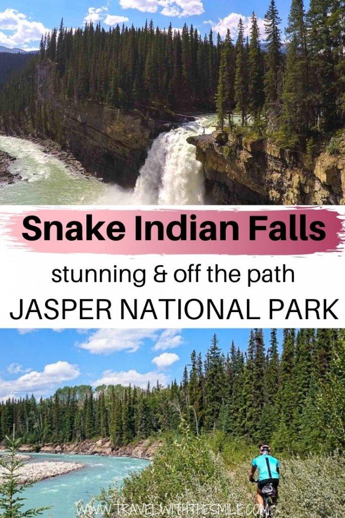 Snake Indian Falls, Jasper National Park