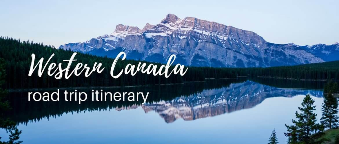 Western Canada Road Trip from Calgary to Vancouver in 2 weeks