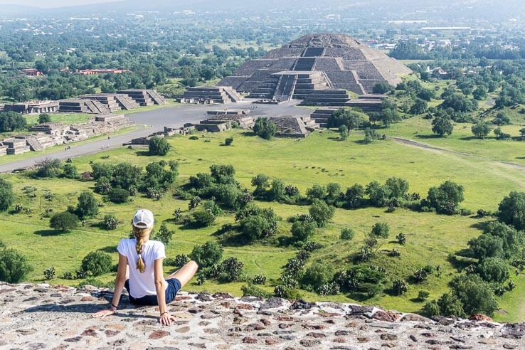 What to expect and what to do in Mexico City - Teotihuacan