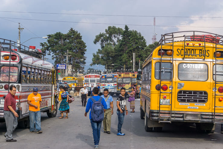 Month 1 & 2 recap of our RTW trip - Guatemala