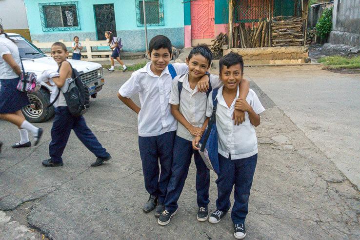 Month 3 recap of our RTW trip - El Salvador