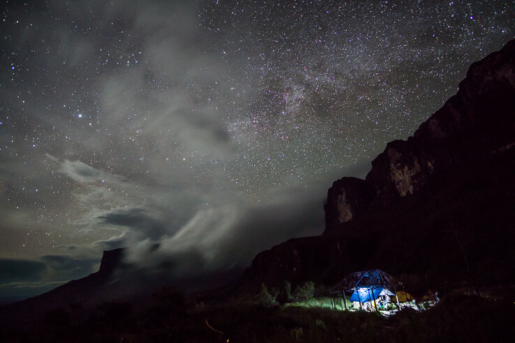 Month 5 recap of our RTW trip - Roraima, Venezuela