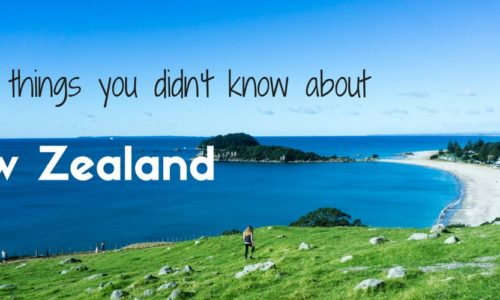 10 things you didn't know about New Zealand