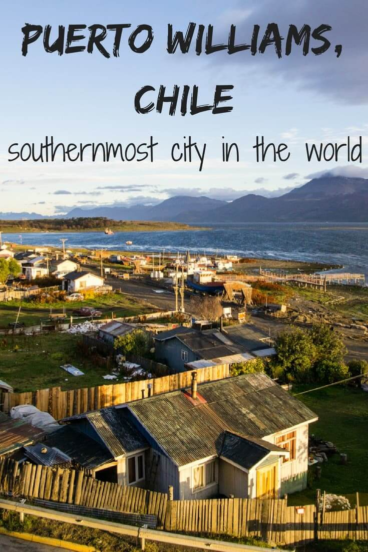 Exploring remote Puerto Williams, Chile - southernmost city in the world