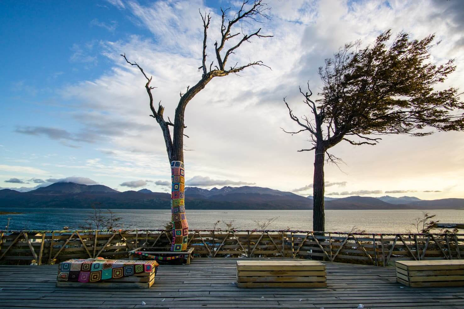 Puerto Williams, Chile - southernmost city in the world