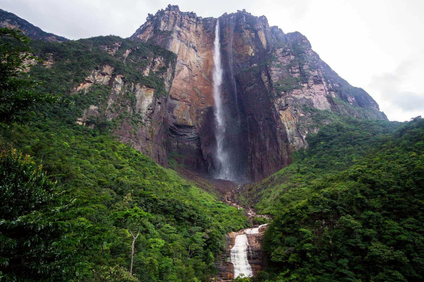 Visit Angel Falls Venezuela The Tallest Waterfall In