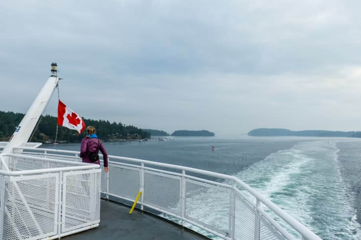 32 outdoor things to do on Vancouver Island-Ferry