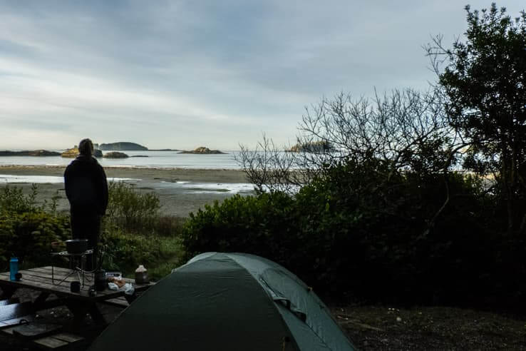 32 outdoor things to do on Vancouver Island-Camping