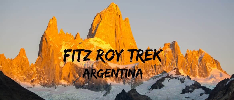 El Chalten hiking – early morning joys on the Fitz Roy Trek