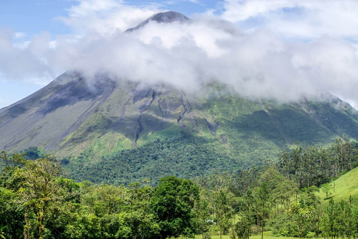 10 days in Costa Rica - Arenal Volcano National Park
