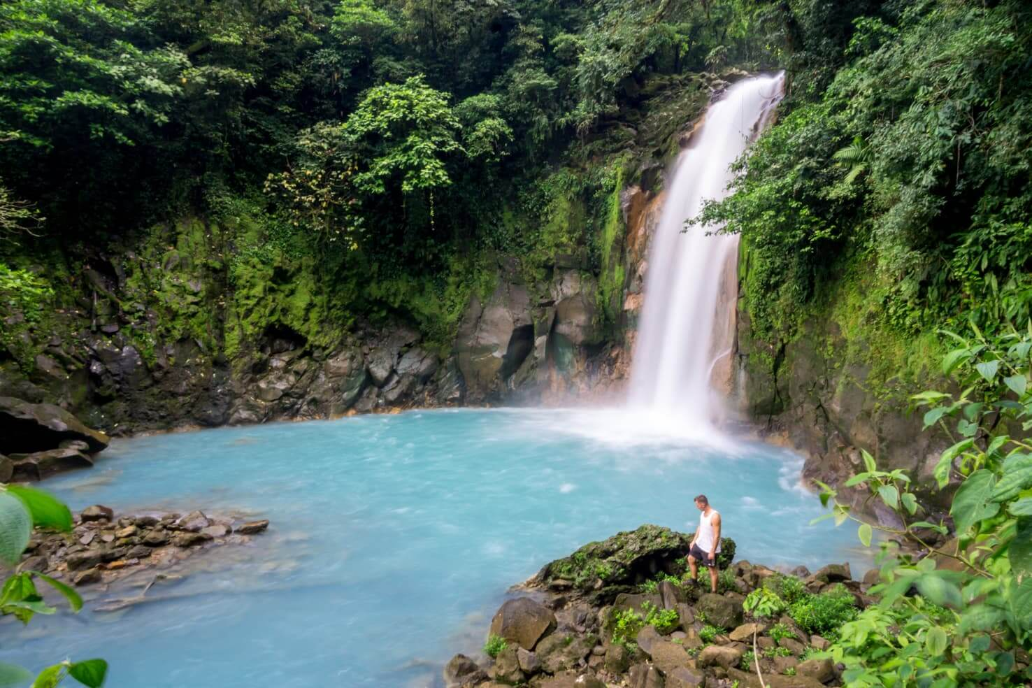 10 days in Costa Rica - Tenorio Volcano National Park