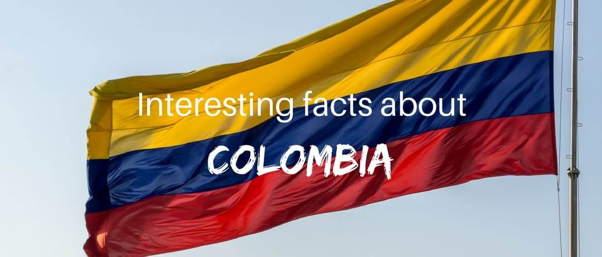Interesting facts about Colombia