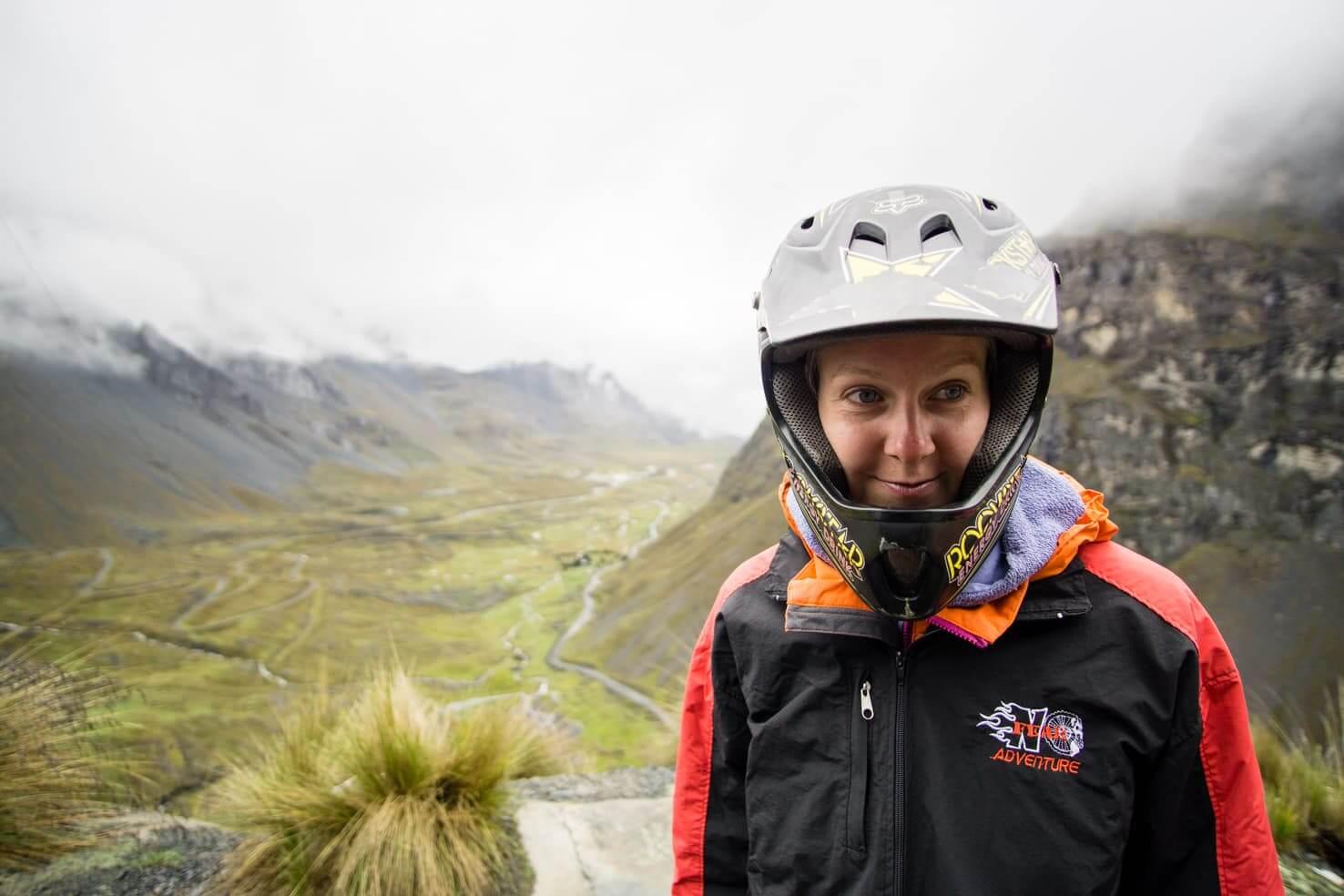 Biking Death Road, Bolivia - tourist attraction or the real deal
