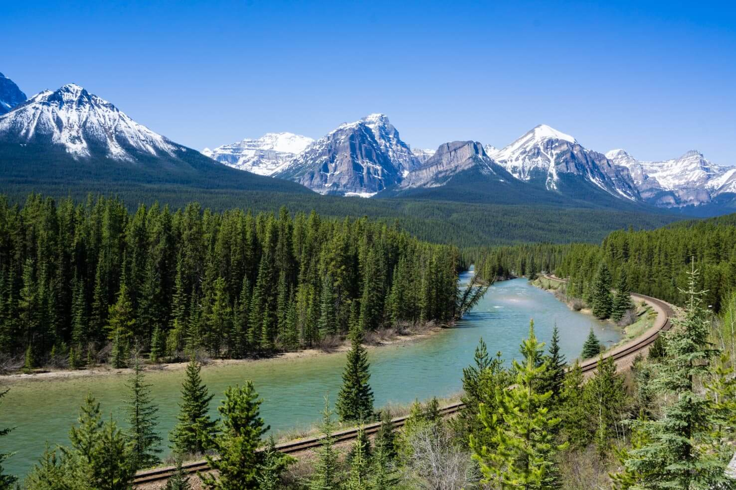 100 best things to do in Banff National Park, Canada - Drive the Bow Valley Parkway 2