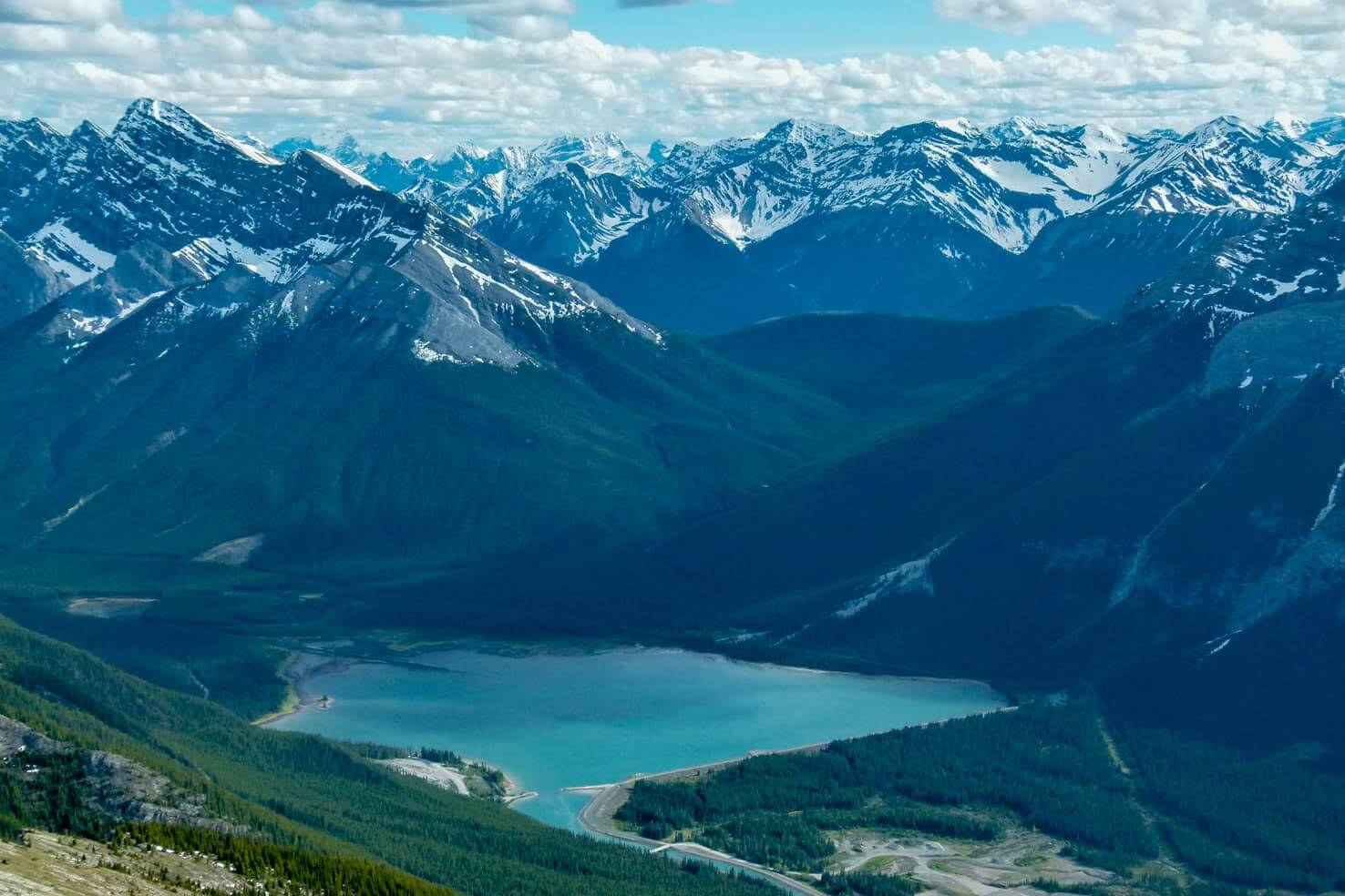 100 best things to do in Banff National Park, Canada - Hike up to the summit of Ha Ling Peak