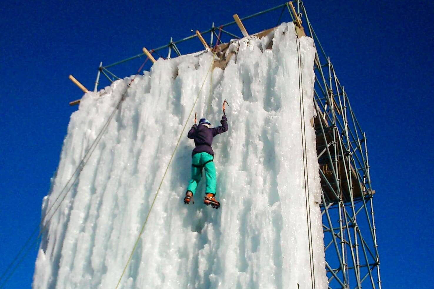 100 best things to do in Banff National Park, Canada - Try ice climbing