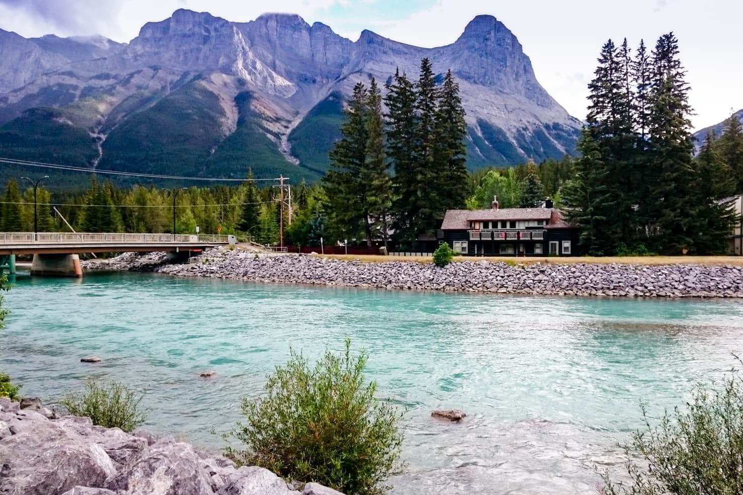 100 best things to do in Banff National Park, Canada - Visit old mining town Canmore