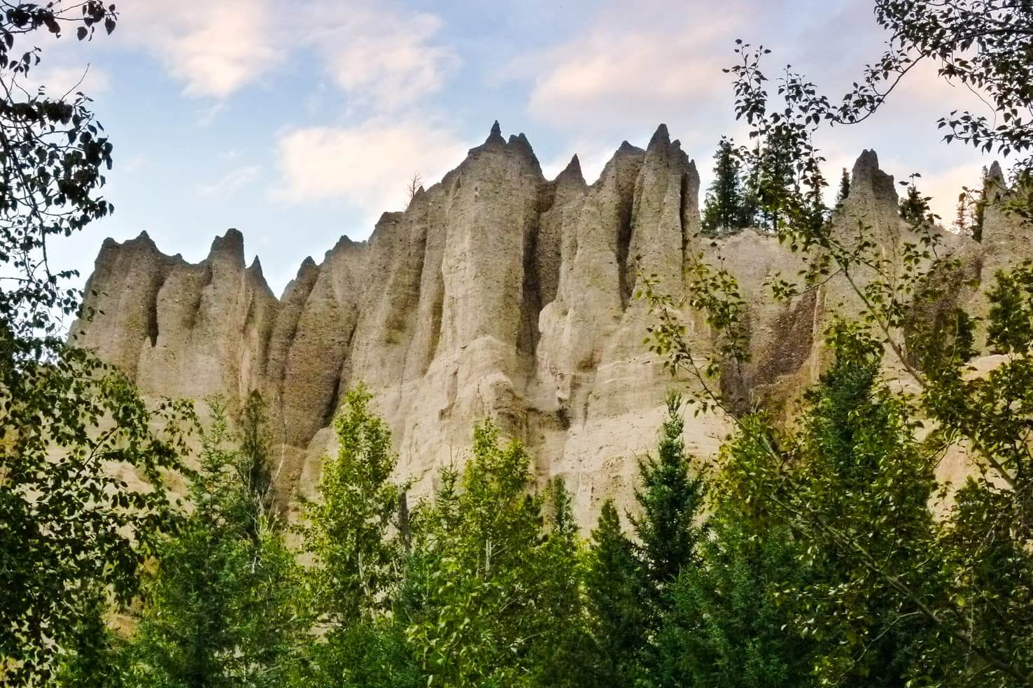 100 best things to do in Banff National Park, Canada - Walk to the Banff Hoodoos