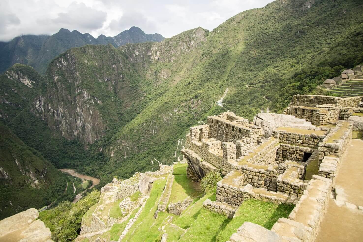 Hike Machu Picchu Mountain