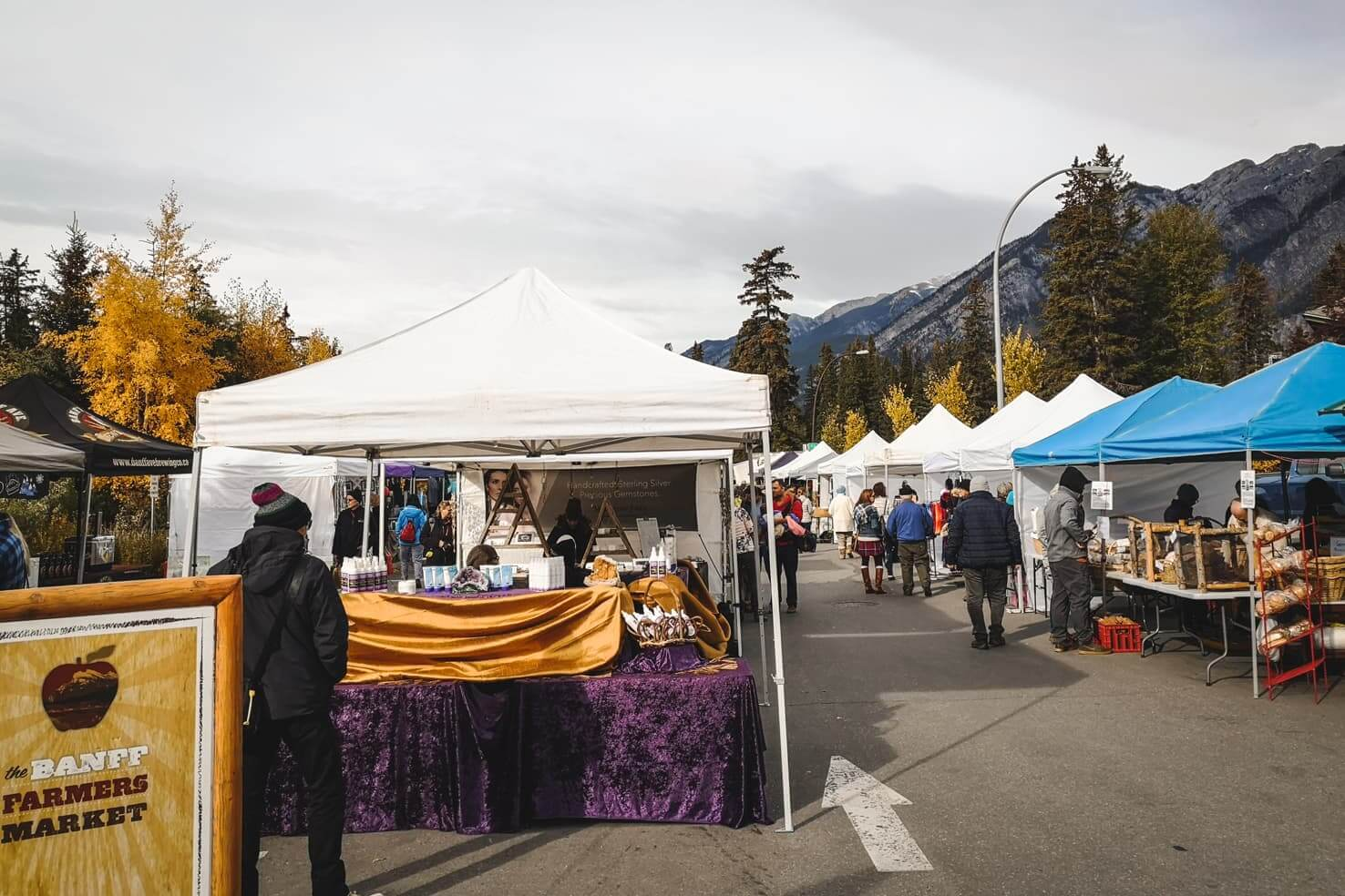 100 best things to do in Banff National Park, Canada - Banff Farmer's Market