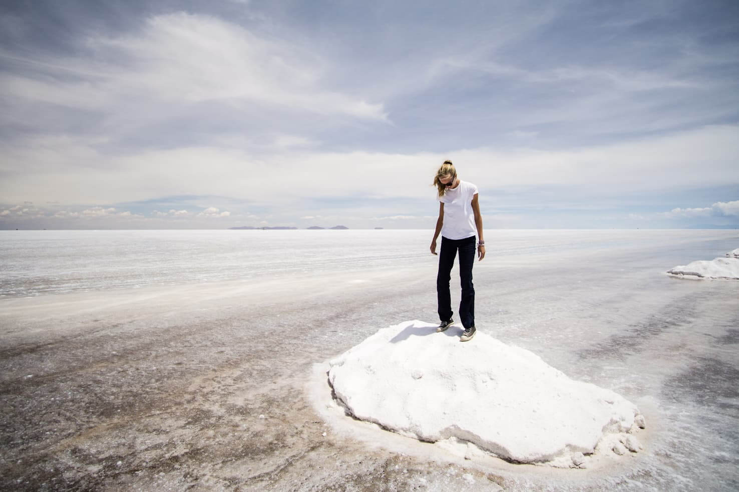 Salt Flats in Bolivia - a complete guide to Salar de Uyuni tour