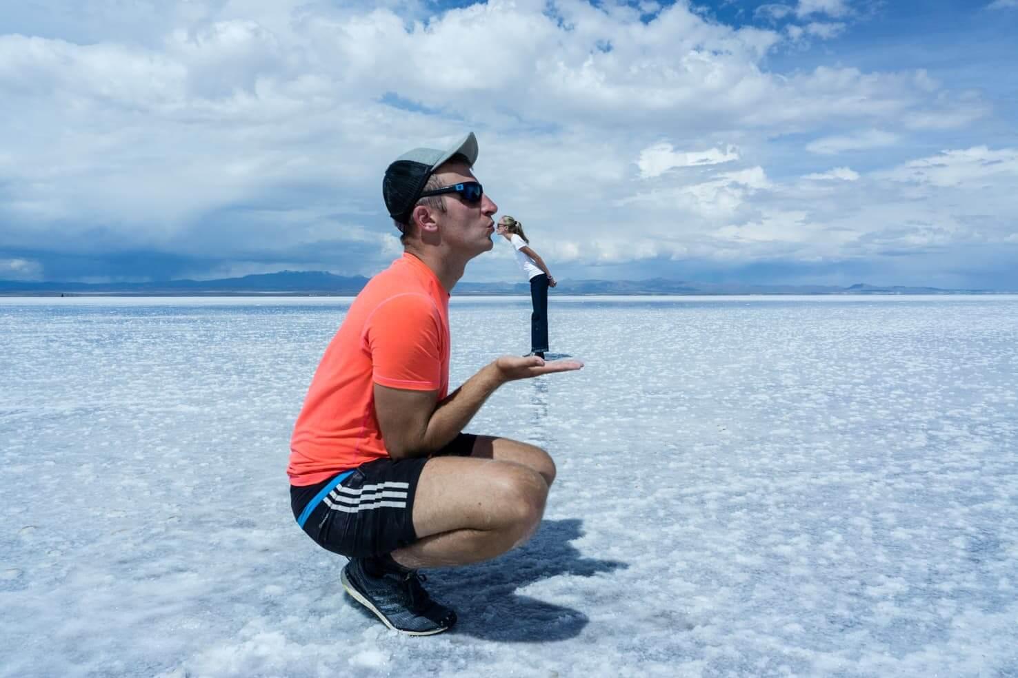Snow In Desert Salt Flats In Bolivia A Complete Guide To Salar De Uyuni Tour