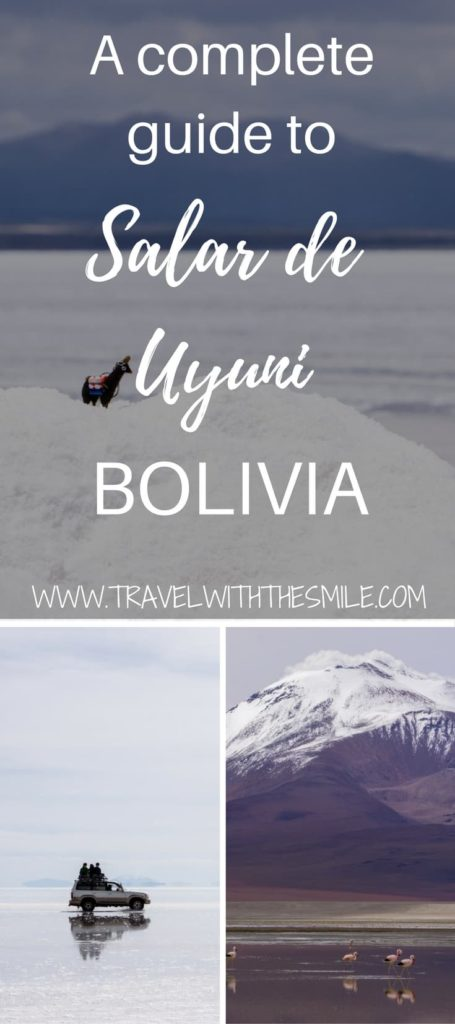 Salt Flats in Bolivia - a complete guide to Salar de Uyuni tour  What to do in Bolivia  Things to do in Bolivia   Salar de Uyuni  Salt flat Bolivia  Biggest salt flat in the world   Laguna Colorada  