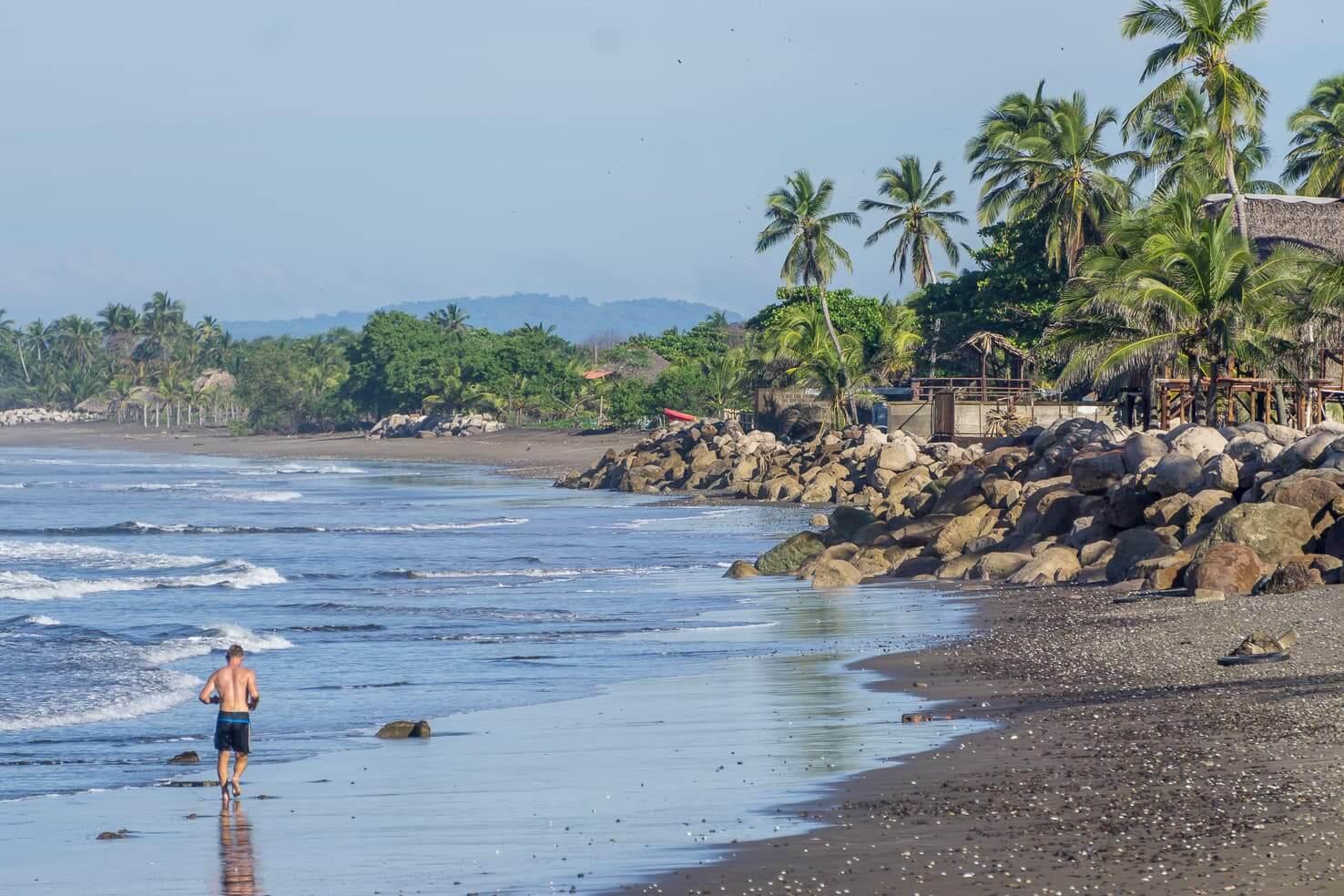 Jiquilillo, Nicaragua