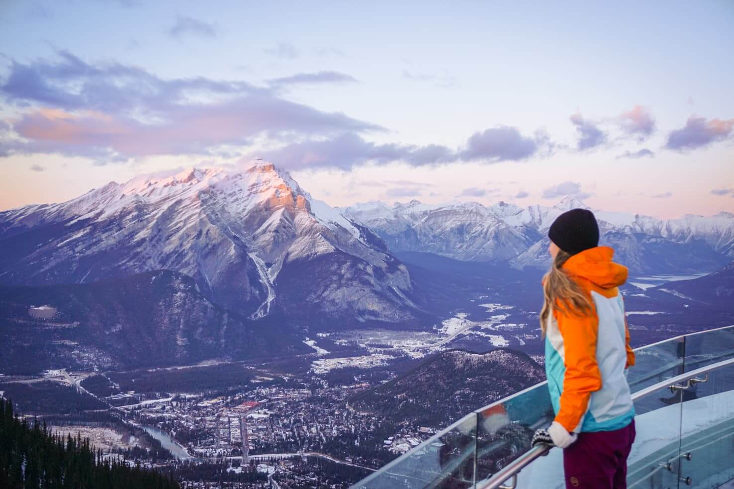 Sulphur Mountain Hike, Banff National Park