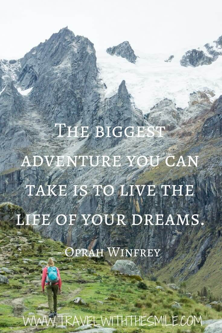 adventure quotes - Travel with the Smile (24)