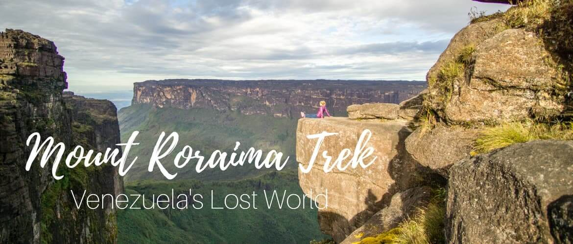 Mount Roraima Trek in Venezuela
