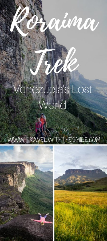 Mount Roraima Trek in Venezuela, the oldest mountain on Earth | Venezuela | South America | what to do in South America | #trekking #adventure #southamerica #venezuela
