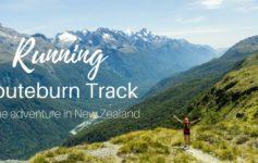 Running Routeburn Track, the alpine adventure in New Zealand