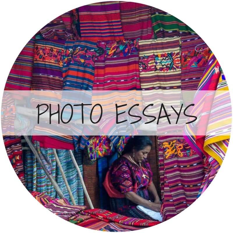 photo essays - Travel with the Smile - adventure travel blog .