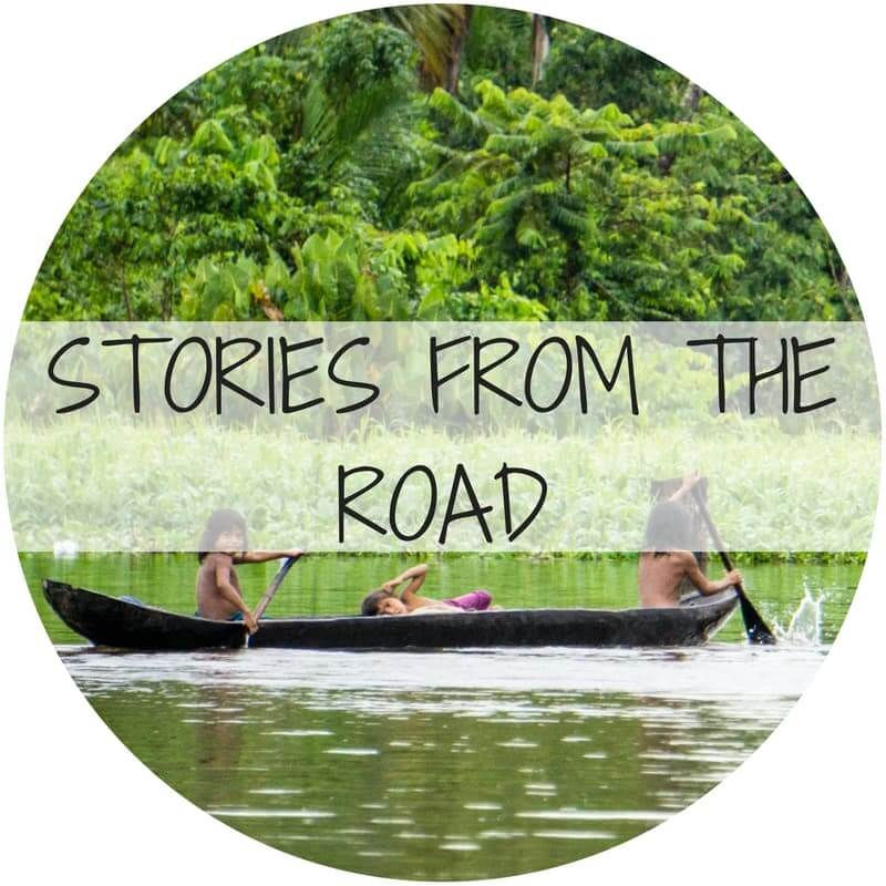 stories from the road - Travel with the Smile - adventure travel blog.