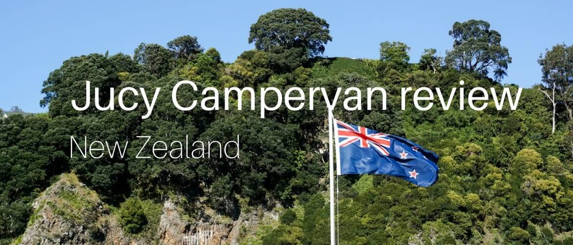 Travel Blog Campervan New Zealand