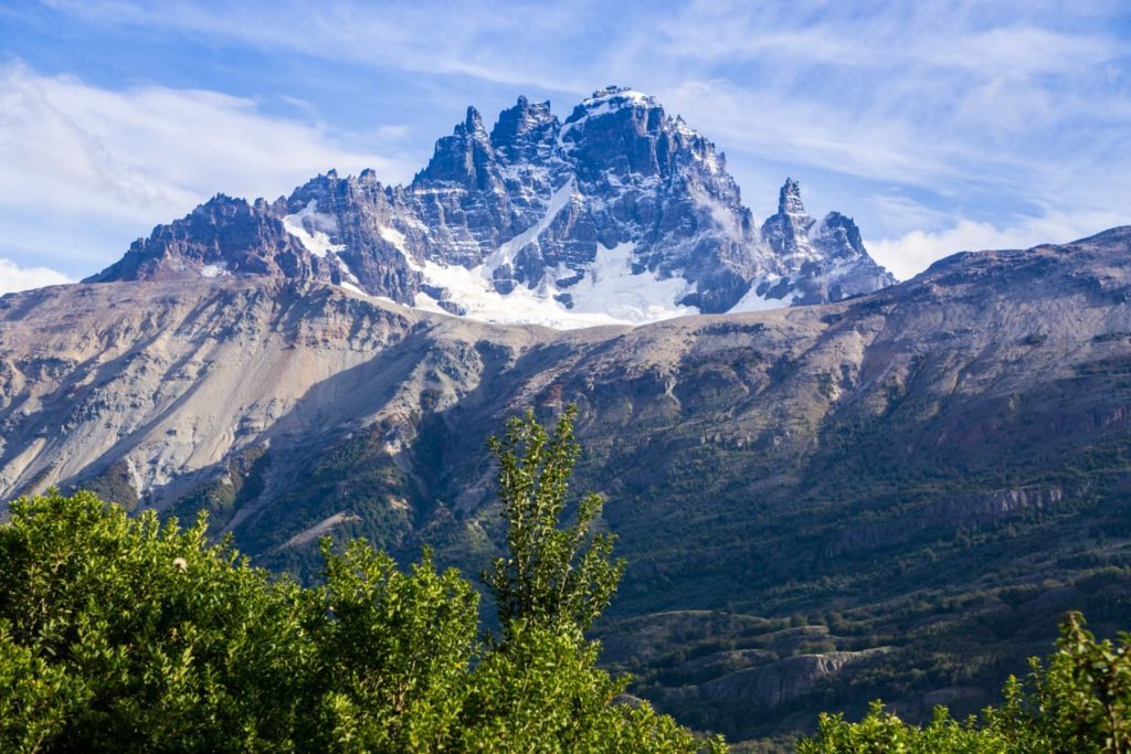 50 insane pictures of Chile to inspire your travels - Cerro Castillo along Carretera Austral, Patagonia, Chile