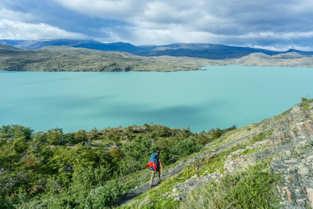 50 insane pictures of Chile to inspire your travels - W trek in Torres del Paine National Park, Patagonia