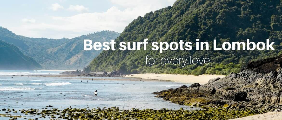 Surfing in Lombok – surf spots for every level