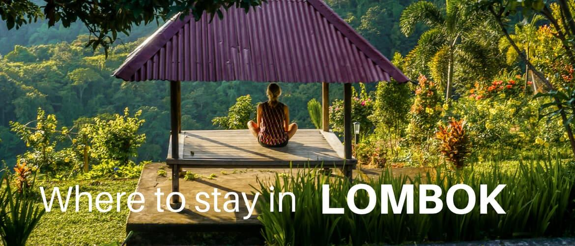Where to stay in Lombok, Indonesia