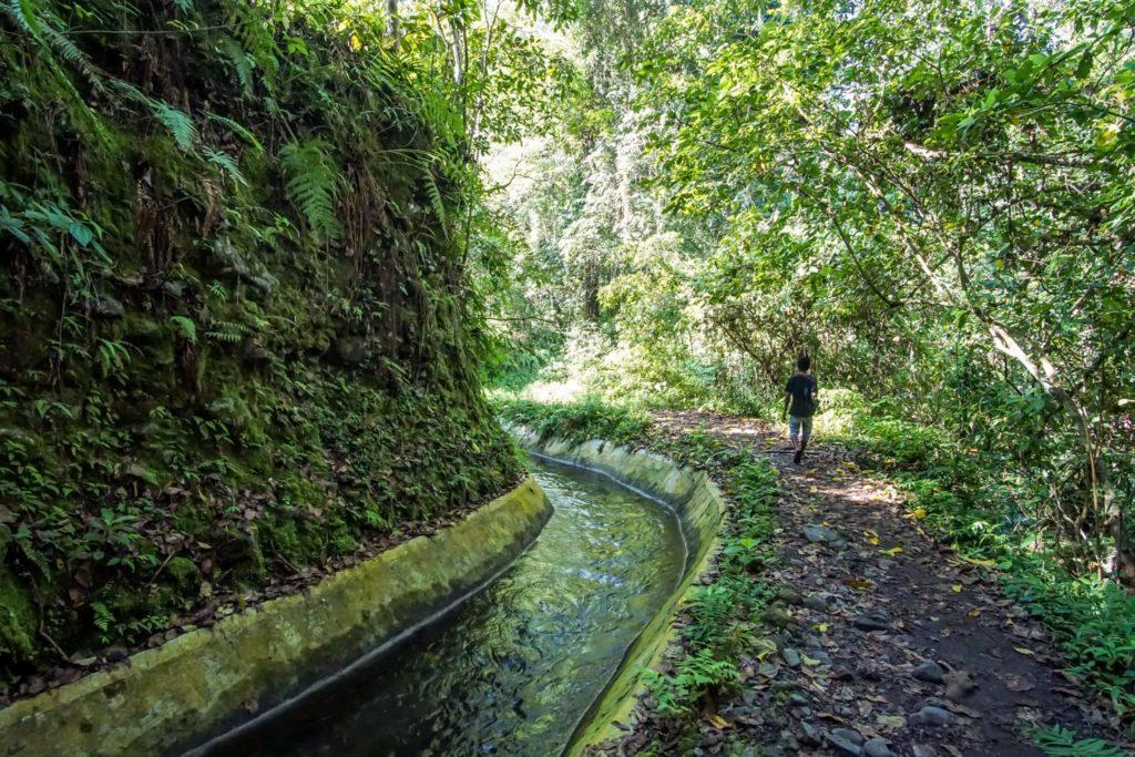 Sendang Gile and Tiu Kelep waterfalls in Senaru, Lombok
