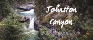 Johnston Canyon hike to Ink Pots in Banff National Park