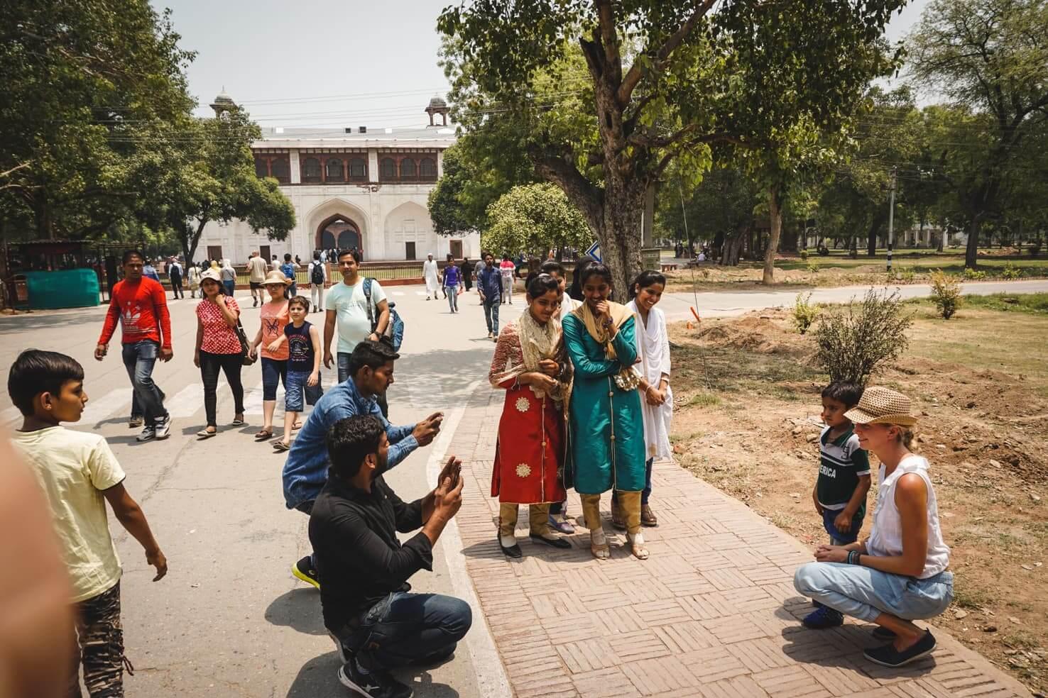 Around the world in 2018 - India