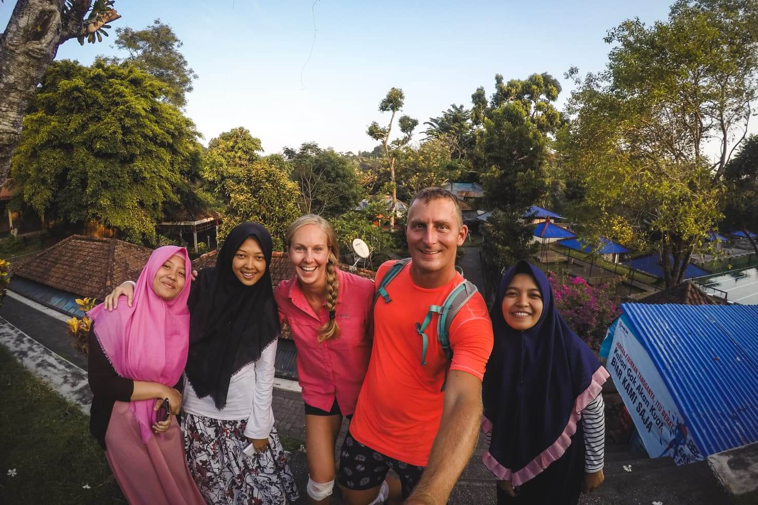 Around the world in 2018 - Lombok, Indonesia