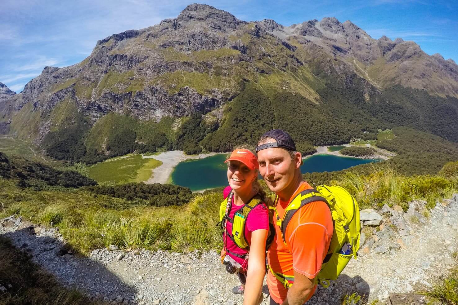 Around the world in 2018 - Routeburn Track, New Zealand