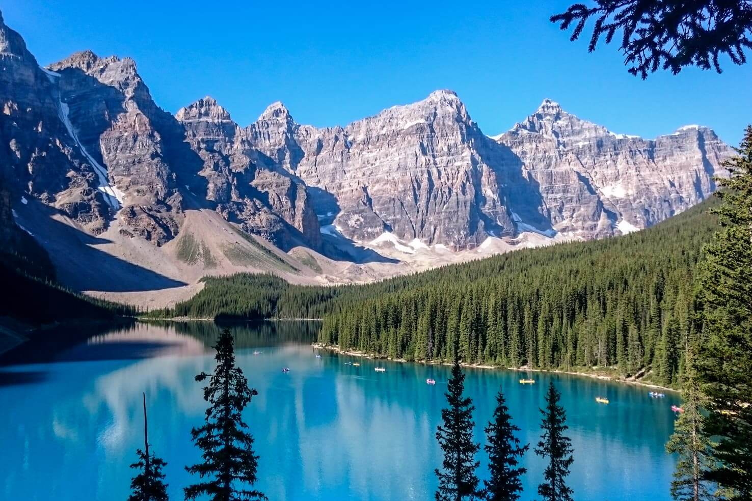 An epic travel guide to the Canadian Rockies
