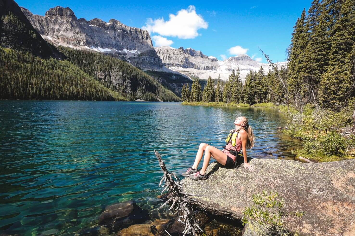 100 things to do in Banff National Park, Canada - Boom Lake